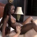 imagen sexo interracial con negrita apetecible