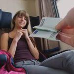 imagen sexo con una desconocida en un tren