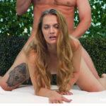 imagen Rubia con rico culo follada en un casting porno