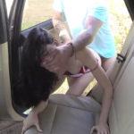 imagen Jovencita follando al chofer para no pagar el viaje