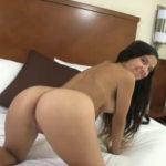 imagen Española culona lista para su primer casting porno